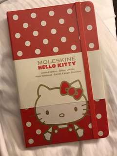Moleskine Notebook Hello Kitty Limited Edition