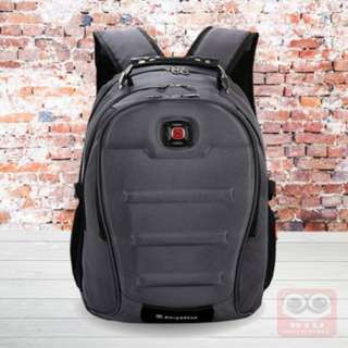 "SWISSGEAR Backpack V2 Fit Most 13"" and 15˝ Laptop - Grey"