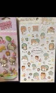 Sanrio Stickers