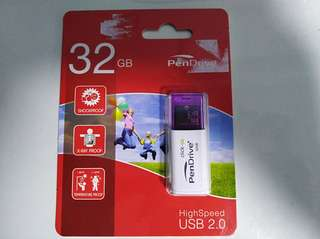 32 GB PenDrive HighSpeed USB 2.0