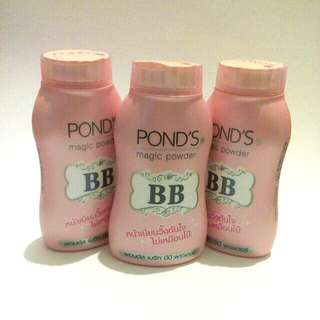 From Thailand POND'S BB Magic Powder