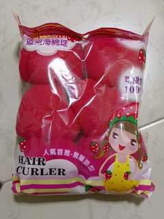Heart Shapes Cutie Hair Curler (Plus package size)