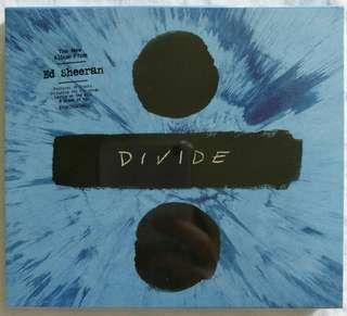 [Music Empire] Ed Sheeran - Divide CD Album