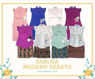Kebaya Baby (Sakura Kebaya)