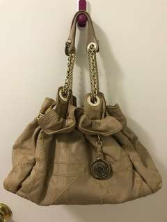 Christian Dior 皮手袋