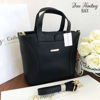 DREW HANDBAG (FREE SF) 4 COLORS AVAILABLE