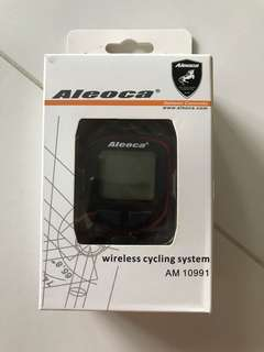 Aleoca Wireless Cycling System AM 10991