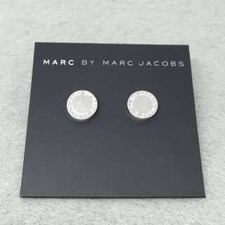 Marc Jacobs Sample Earrings 銀色圓形耳環