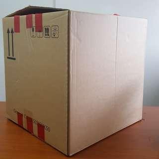 Carton box / double wall