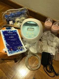 Spectra S1 Breast Pump *local set*