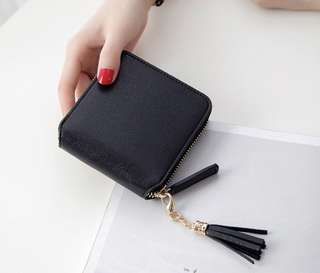NEW KOREAN STYLE WALLET (3 COLOURS)