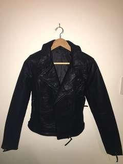 Leather jacket BNWT