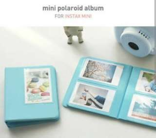 Mini Polaroid Album