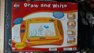 Little Footprints Draw and Write