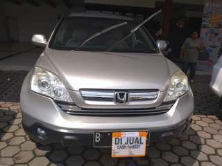 honda crv at 2009