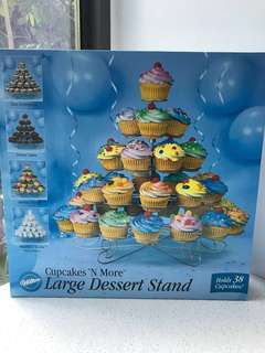 Wilton Cupcake Display Stand - for 38 cupcakes