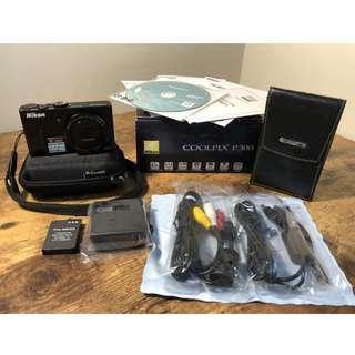 🚚 Nikon Coolpix P300 類單眼數位相機