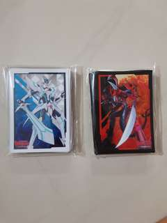 Blaster blade and overlord sleeves