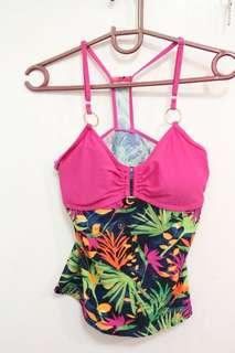 Swimwear too with pads