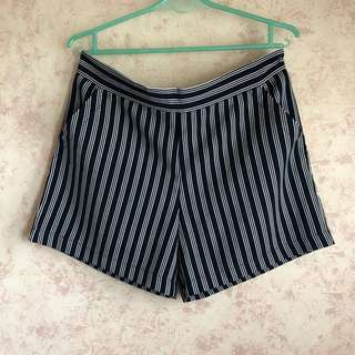 CLEARANCE SALE! Striped Shorts