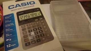 Casio JS-20B Calculator
