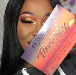 {Instock}Makeup Revolution x Tammi Tropical Paradise Palette
