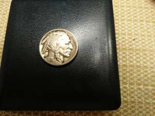 USA Silver Coin 5cts(Sitting Bull) 1928.
