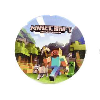 💥 Minecraft party supplies - party plates