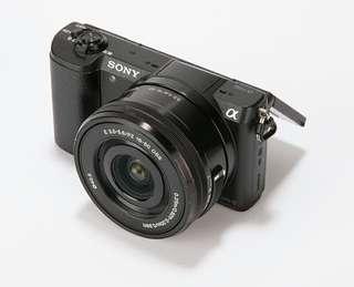 Camera Sony A5100