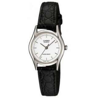 CASIO QUARTZ LADIES WATCH LTP-1094E-7A LTP-1094E-7ARDF
