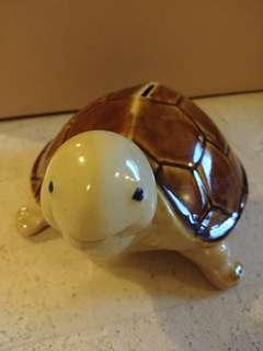 Tortoise Piggy Bank