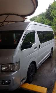 Combi for sight seeing, tours, wedding transportation etc