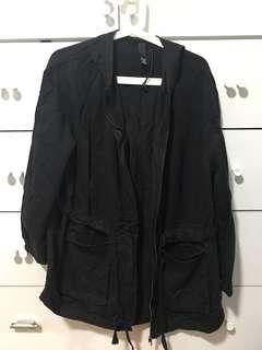 Factories Black Coat