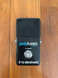 POLYTUNE 2 BLACKLIGHT (rare discontinued version)