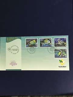 Singapore special cover as in pictures