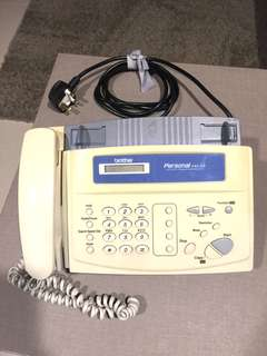 Brother Facsimile and telephone system fax-236