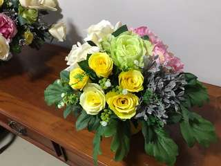 Flower Bouquet for coffee table etc
