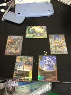 Jackknife Secret Set Buddyfight