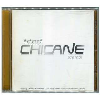 The Best of Chicane: 1996-2008 Original CD Compilation Offshore Saltwater Trance House Ambient