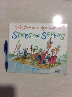 Sixes and seven (John yeoman and Quentin Blake)