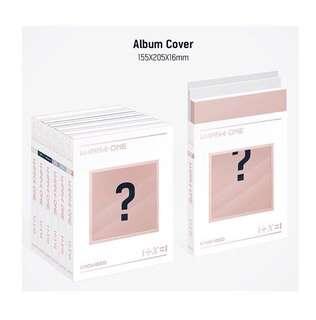 [PO] WANNA ONE UNDIVIDED ALBUM