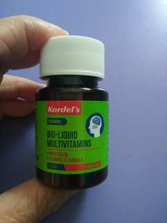 Kordel's Bio-Liquid Multivitamins