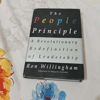 The People Principle by Ron Willingham