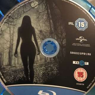 (Disc Only) The Witch Blu-ray