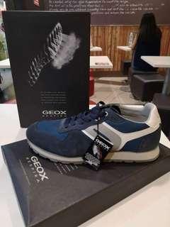 Geox Sport Shoes (Blue)