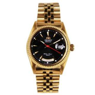 ORIENT AUTOMATIC OYSTER GOLD STAINLESS WATCH EV0J004B SEV0J004BH