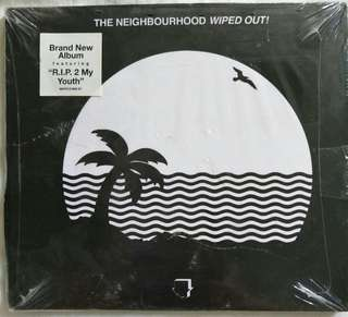 [Music Empire] The Neighbourhood - Wiped Out CD Album