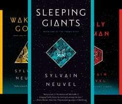 eBook - Themis Files 3 Book Series by Sylvain Neuvel