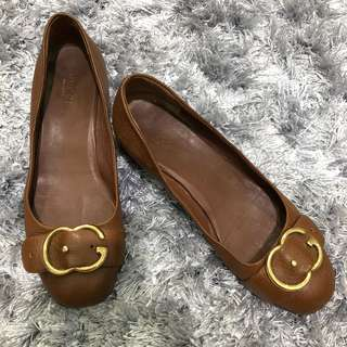 Authentic Gucci Midheels