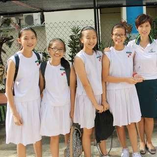 nanyang girls high school nygh uniform